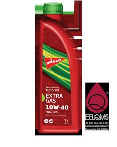 Ilustracija: EXTRA GAS SAE 10W-40