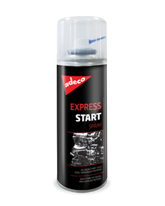 Ilustracija: EXPRESS START SPRAY
